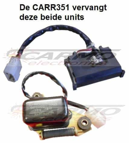 CARR351 026000-2790 replacer Yamaha XS regulator
