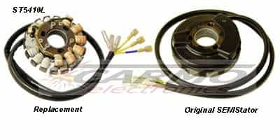 ST5410L - Lighting & Ignition Stator