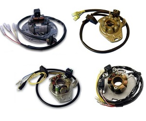 Lighting & Ignition Stator Units