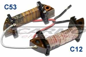 Ignition Source Coils - C12/C53