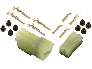 Rotax 912 914 CDI 4 pole connector set