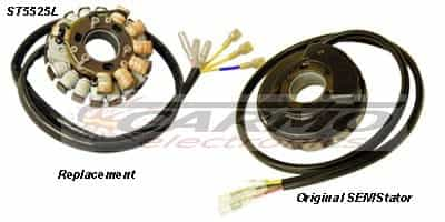 ST5525L - Lighting & Ignition Stator