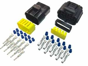 Triumph CDI GILL PVL connector set